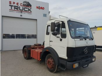 MERCEDES-BENZ SK 1017LS, German Truck, Steel /Air, - Very low mileage- - tractor unit