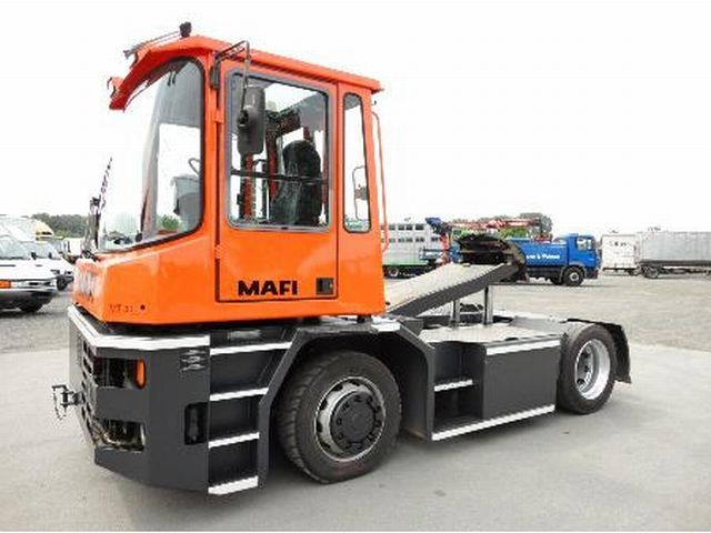 Mafi Mt 30 Mt 30 Serie F 4x4 Tractor Unit From Germany