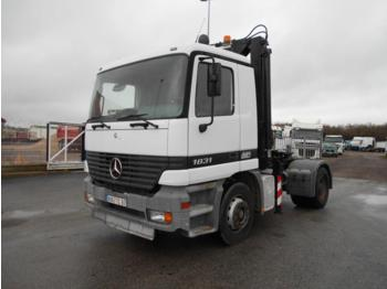 Tractor unit Mercedes Actros 1831