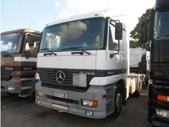 Tractor unit Mercedes Actros 1840
