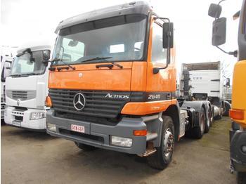 Tractor unit Mercedes Actros 2640