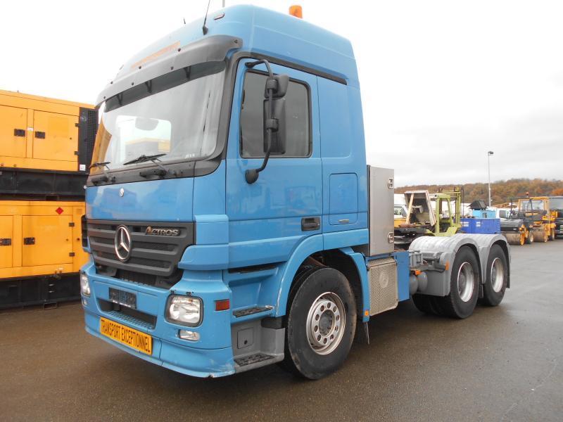 tractor unit Mercedes Actros 3341