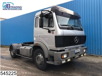 Mercedes-Benz 1733 Manual, Hub reduction - tractor unit