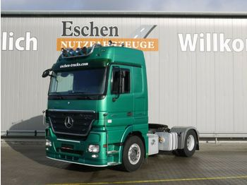 شاحنة جرار Mercedes-Benz 1844 LS, 4x2, Megaspace, Kipphydr., Bl/Lu