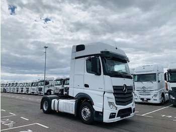 Mercedes-Benz 1845 Giga Space Actros, double sleeper  - tractor unit