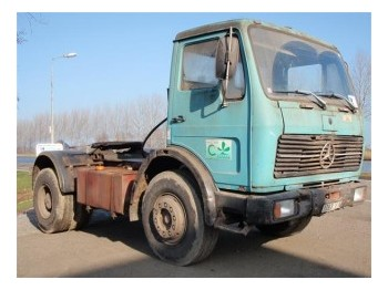 Mercedes benz 1926 s tractor unit from netherlands for for 1926 mercedes benz for sale