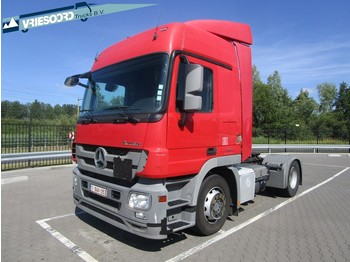 Tractor unit Mercedes-Benz 1944 chassisnr 2012