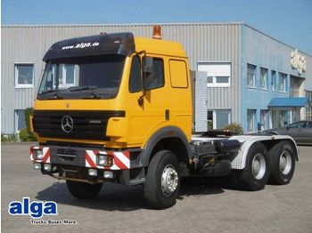 Tractor unit Mercedes-Benz 2650 S, SK - Modell, V8, Paketfederung
