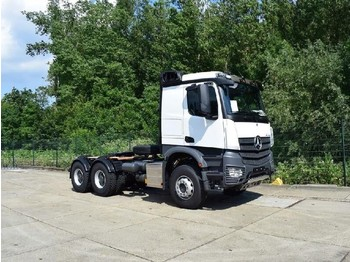 Tractor unit Mercedes-Benz 3348 6x4 TRACTOR HEAD