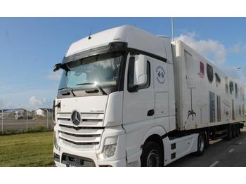 Mercedes-Benz 963-4-A ACTROS  - tractor unit
