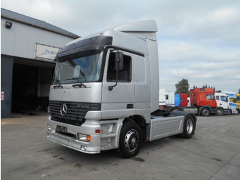 Tractor unit Mercedes-Benz ACTROS