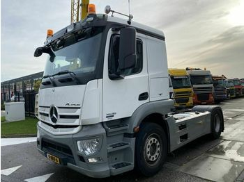 Mercedes-Benz ACTROS 1836 4X2 EURO 6 + ADR + HYDRAULIEK  - tractor unit
