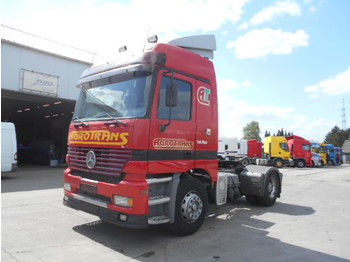 Mercedes-Benz ACTROS 1843 (BIG AXLE / PERFECT CONDITION) - tractor unit