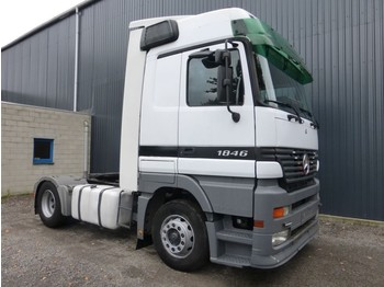 Tractor unit Mercedes-Benz ACTROS 1846: picture 1