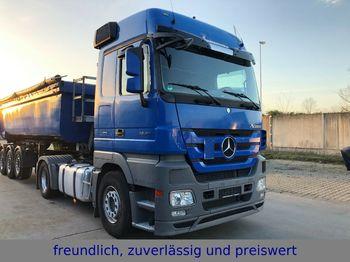 Mercedes-Benz ACTROS * 1846 * MEGASPACE * KIPPHYDRAULIK *  - tractor unit