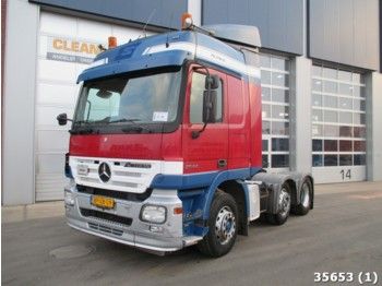 Tractor unit Mercedes-Benz ACTROS 2544 6x2 Kiphydraulic