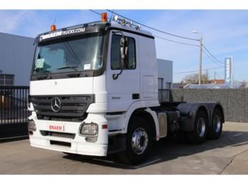 Mercedes-Benz ACTROS 3350 BBS - VOITH - V8 - BLAD/SPRING - tractor unit