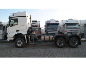 Tractor unit Mercedes-Benz AROCS 3352 180 tons push and pull HEAVY DUTY 6X6 EURO 6 9000KM!!!!