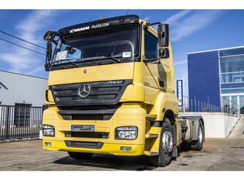 Tractor unit Mercedes-Benz AXOR 1840 LS+MANUAL+COMPRESSEUR+HYDRAULIQUE