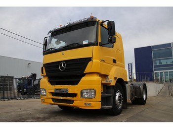 Tractor unit Mercedes-Benz AXOR 1840 LS+MANUAL+VOITH+KIPHYDR.