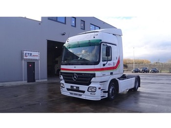 Mercedes-Benz Actros 1841 (VERY GOOD CONDITION / EPS-GEARBOX WITH CLUTCH / MP2) - tractor unit