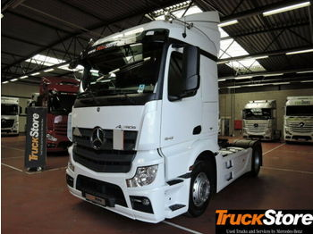 Mercedes-Benz Actros 1842 LS Active Brake Assist Spurassistent  - tractor unit