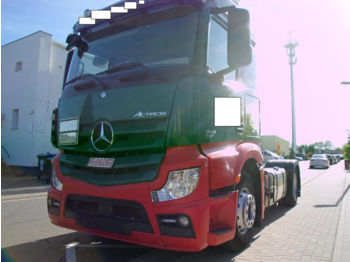 Tractor unit Mercedes-Benz Actros 1843 Euro 6 + GGVS/ADR+ Safety Pack