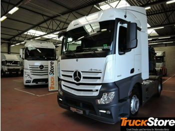 Mercedes-Benz Actros 1843 LS Abstandsregelung Spurassistent  - tractor unit