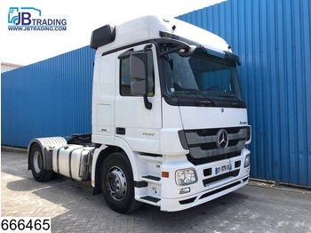 Tractor unit Mercedes-Benz Actros 1844 EURO 5, Airco, Hydraulic, Powershift