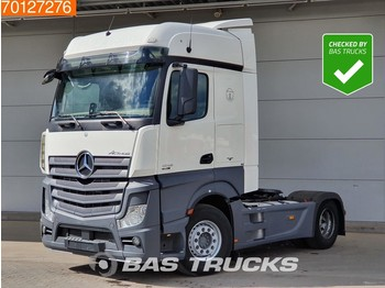 Tractor unit Mercedes-Benz Actros 1845 LS 4X2 Retarder ACC Standklima Euro 6: picture 1