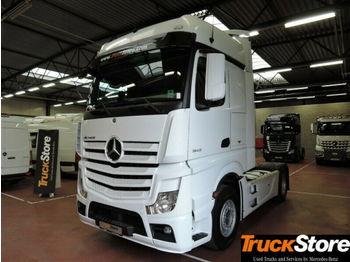 Mercedes-Benz Actros 1845 LS Euro5 BigSpace L-Fahrerhaus 4x2  - tractor unit