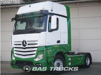 Tractor unit Mercedes-Benz Actros 1845 LS Retarder ACC Standklima Euro 6: picture 1