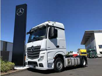 Tractor unit Mercedes-Benz Actros 1845 LS Retarder Standklima Safety Pack: picture 1