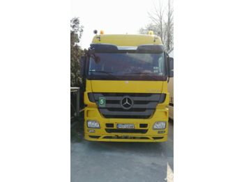 Tractor unit Mercedes-Benz Actros 1846 Retarder: picture 1