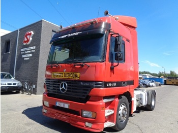 Mercedes-Benz Actros 1848 - tractor unit