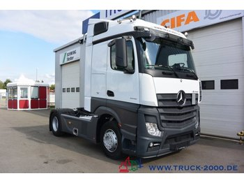 Tractor unit Mercedes-Benz Actros 1848 Stream Space 1. Hand Tüv bis 12/20
