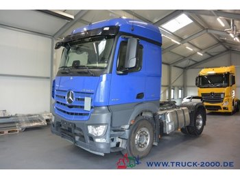 Tractor unit Mercedes-Benz Actros 1848 Stream Space Kipphydraulik Retarder: picture 1