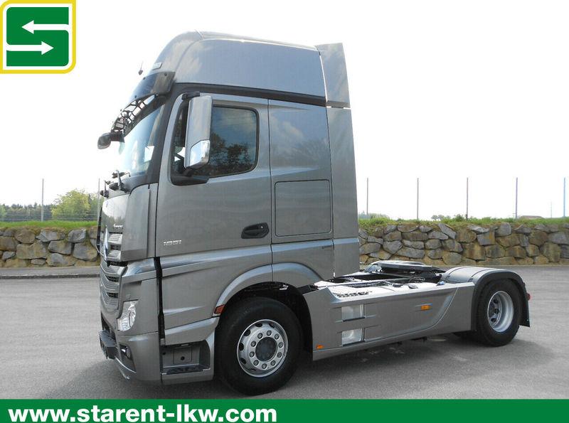 Tractor unit Mercedes-Benz Actros 1851 Giga-Space, Retarder, Spoiler, XENON  - Truck1 ID: 3682706