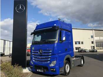 Tractor unit Mercedes-Benz Actros 1851 LS GigaSpace Safety Pack Retarder