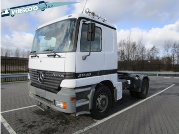 Tractor unit Mercedes-Benz Actros 2040 Spring