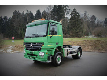 Mercedes-Benz Actros 2046A 4x4 Sattelzugmaschine  - tractor unit