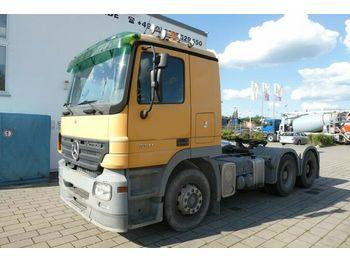Mercedes-Benz Actros 2641 6x4  Sattelzugmaschine Kipphydraulik  - tractor unit