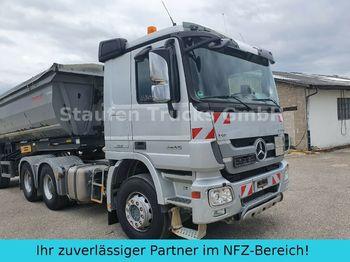 Tractor unit Mercedes-Benz Actros 2655 K  6x4 V8 MP3 Klima Intarder EURO 5