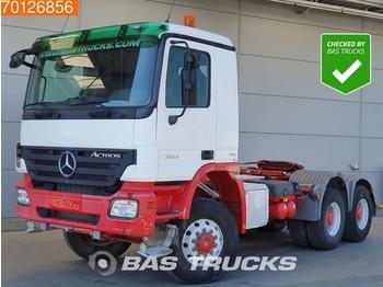 Mercedes-Benz Actros 3341 6X6 Big-Axle 6x6 Steelsuspension Hydraulik Euro 5 - وحدة جر