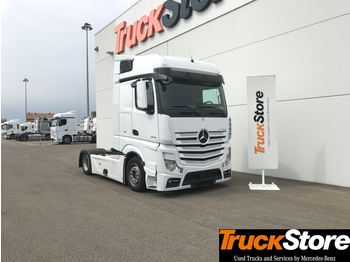 Tractor unit Mercedes-Benz Actros ACTROS 1848 LS nRL - Truck1 ID: 3956128