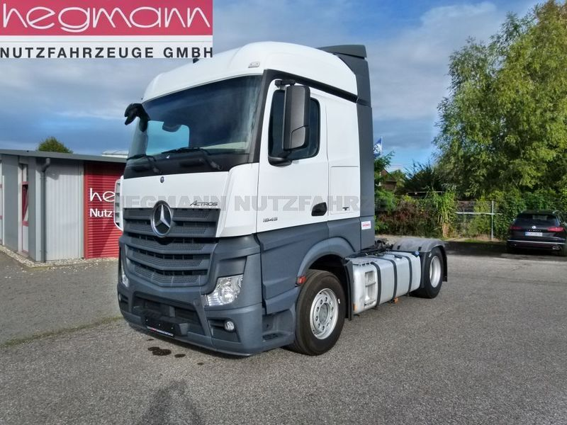 Unikalne Mercedes-Benz Actros MP4, 1845 LS; tractor unit from Germany for JC97
