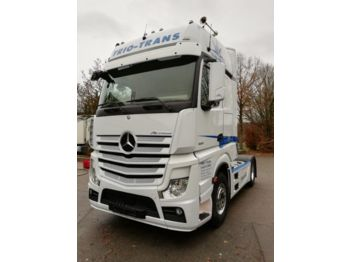 Mercedes-Benz Actros MP4 1851 LS GIGASPACE Euro 6 Standard  - tractor unit