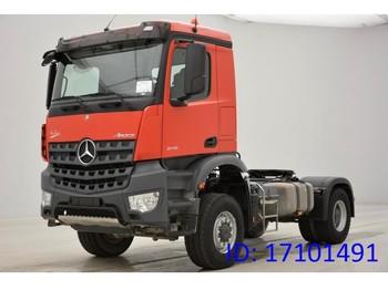 Τράκτορας Mercedes-Benz Arocs 2145AS - 4x4