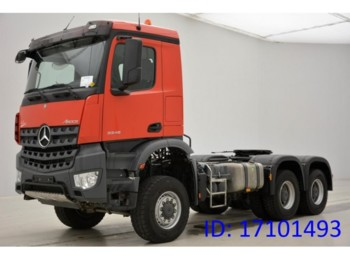 Tractor unit Mercedes-Benz Arocs 3345AS - 6x6