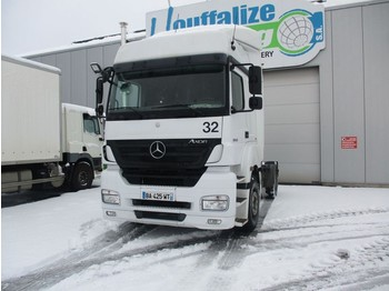 Tractor unit Mercedes-Benz Axor 1840 - manual gearbox